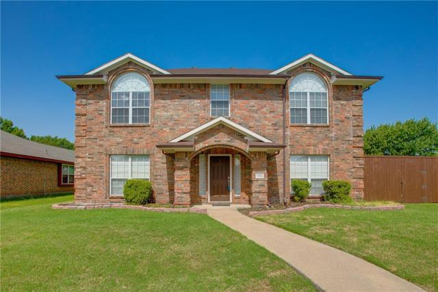 1102 Hall Drive, Wylie, TX 75098 (MLS #13889153) :: RE/MAX Town & Country