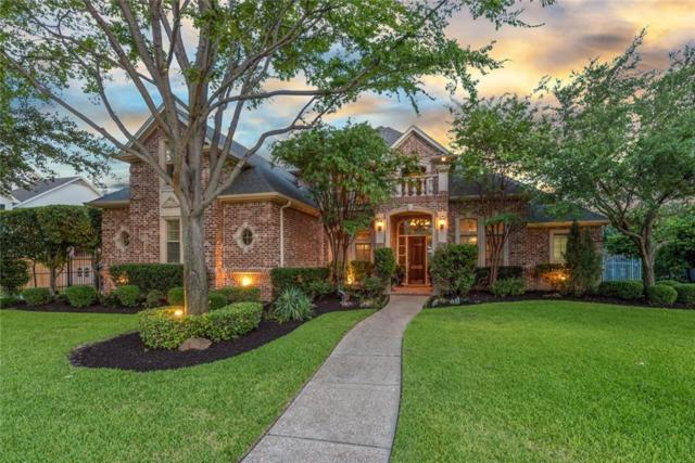 1309 Caldwell Creek Drive, Colleyville, TX 76034 (MLS #13889154) :: Coldwell Banker Residential Brokerage
