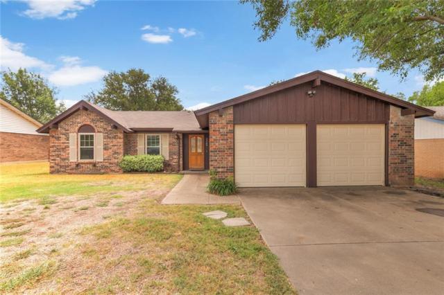 1427 Mimosa Street, Cleburne, TX 76033 (MLS #13889202) :: Team Tiller