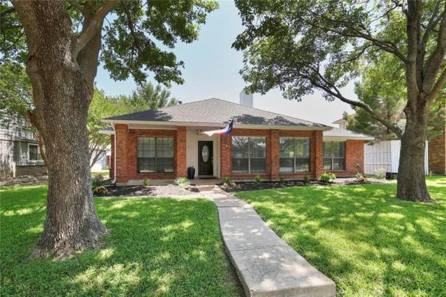 3832 Parkmont Drive, Plano, TX 75023 (MLS #13889223) :: RE/MAX Town & Country