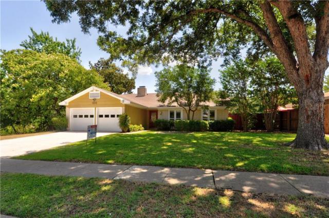 1012 N Lindale Lane, Richardson, TX 75080 (MLS #13889243) :: Coldwell Banker Residential Brokerage
