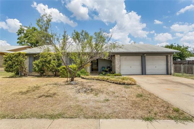 1100 Celeste Street, Crowley, TX 76036 (MLS #13889269) :: Potts Realty Group