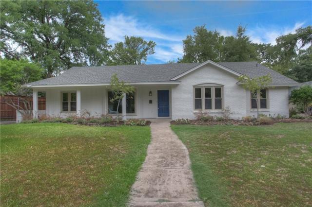 4208 Glenwood Drive, Fort Worth, TX 76109 (MLS #13889279) :: North Texas Team | RE/MAX Advantage