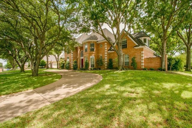 2209 Danbury Drive, Colleyville, TX 76034 (MLS #13889286) :: Team Hodnett