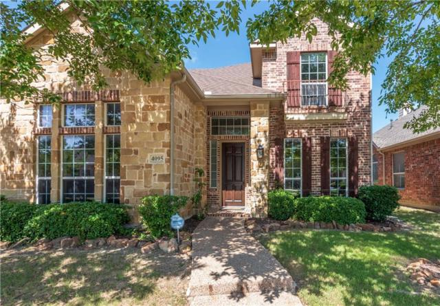 4095 Truman Drive, Frisco, TX 75034 (MLS #13889297) :: Real Estate By Design