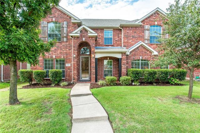 1700 Mammoth Drive, Allen, TX 75002 (MLS #13889304) :: RE/MAX Landmark