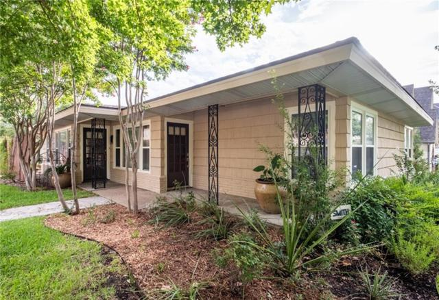 3930 W 7th Street, Fort Worth, TX 76107 (MLS #13889306) :: RE/MAX Town & Country