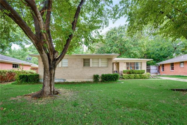 9911 E Lake Highlands Drive, Dallas, TX 75218 (MLS #13889308) :: RE/MAX Town & Country