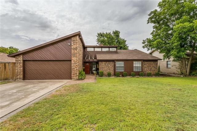 457 Meadowhill Drive, Benbrook, TX 76126 (MLS #13889344) :: Potts Realty Group