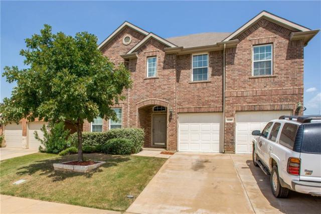 610 Montgomery Drive, Lake Dallas, TX 75065 (MLS #13889410) :: Real Estate By Design