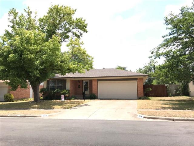 922 Bandera Lane, Garland, TX 75040 (MLS #13889411) :: Team Hodnett