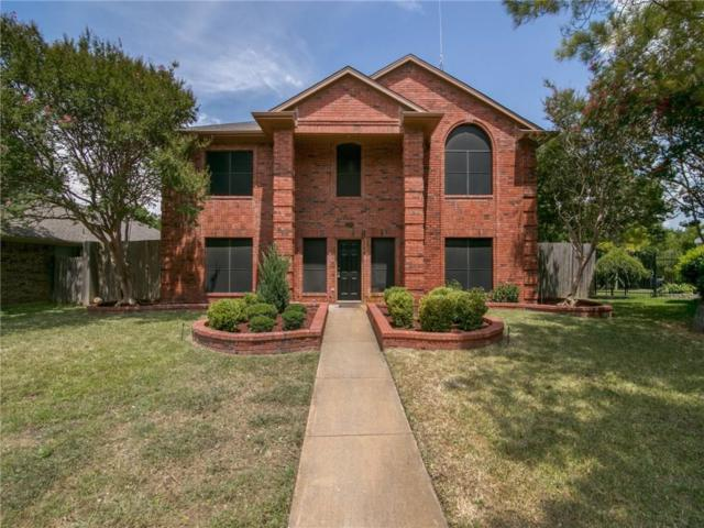 2400 Boardwalk Drive, Mesquite, TX 75181 (MLS #13889442) :: RE/MAX Landmark