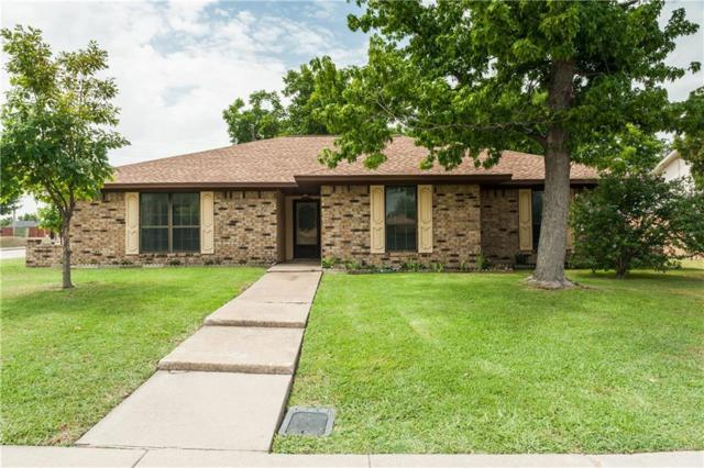 1608 Reno Run, Lewisville, TX 75077 (MLS #13889456) :: Real Estate By Design