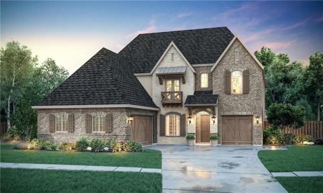 5017 Bee Creek Road, Carrollton, TX 75010 (MLS #13889460) :: Team Hodnett
