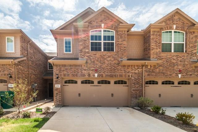 246 Barrington Lane, Lewisville, TX 75067 (MLS #13889515) :: RE/MAX Town & Country