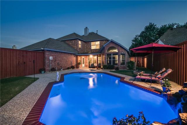 7713 Straits Drive, Rowlett, TX 75088 (MLS #13889713) :: Exalt Realty