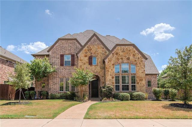 9751 Carriage Hill Lane, Frisco, TX 75035 (MLS #13889715) :: Team Hodnett