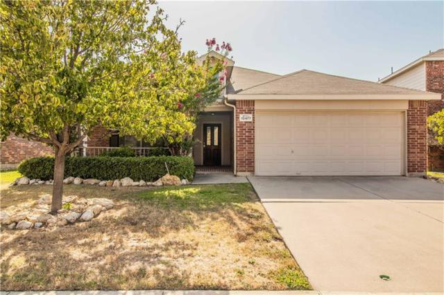 10477 Evening View Drive, Fort Worth, TX 76131 (MLS #13889727) :: RE/MAX Pinnacle Group REALTORS