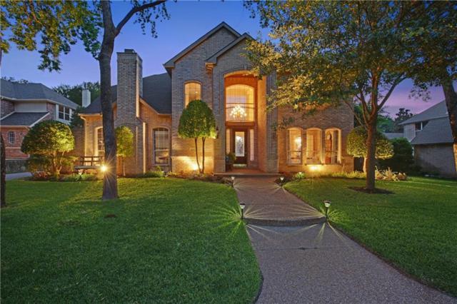 4417 Crown Knoll Circle, Flower Mound, TX 75028 (MLS #13889763) :: Real Estate By Design