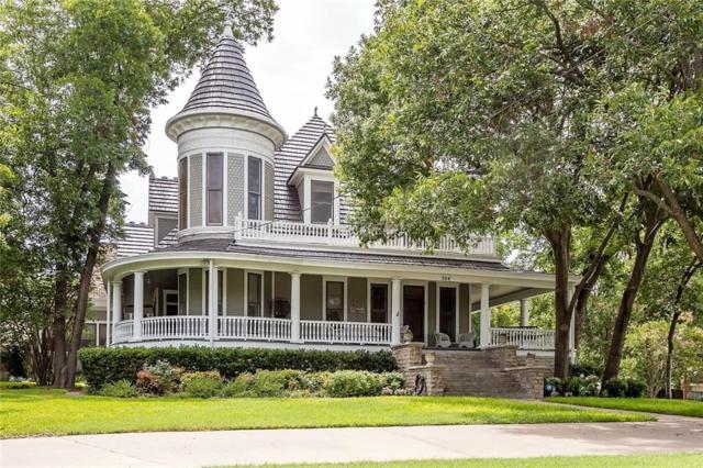 304 S Lamar Street, Weatherford, TX 76086 (MLS #13889785) :: Kimberly Davis & Associates