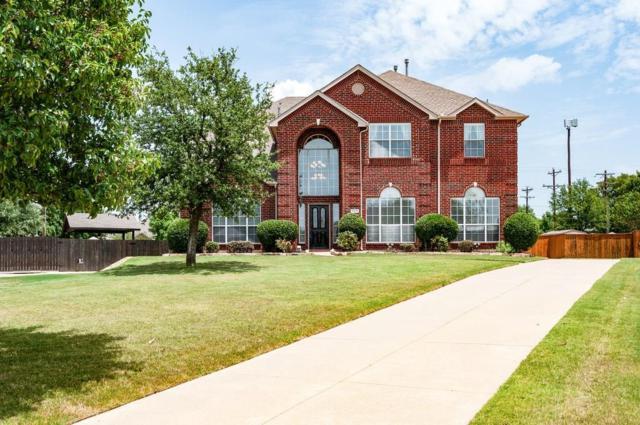 523 Charrington Drive, Keller, TX 76248 (MLS #13889813) :: Team Hodnett