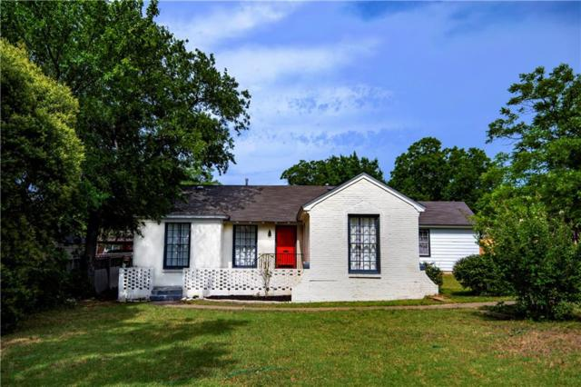 1736 S Edgefield Avenue, Dallas, TX 75224 (MLS #13889820) :: Team Hodnett