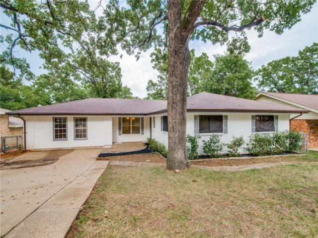 164 Circle Drive, Denison, TX 75021 (MLS #13889821) :: RE/MAX Landmark