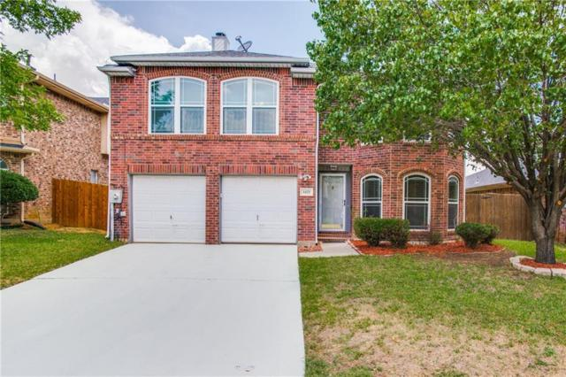 1423 Chinaberry Drive, Lewisville, TX 75077 (MLS #13889857) :: Real Estate By Design