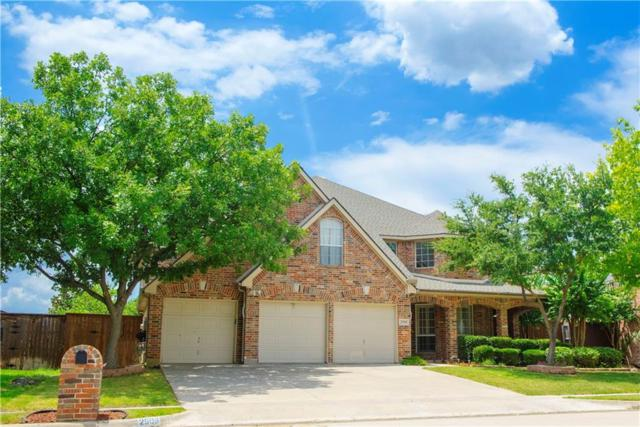 2509 Matterhorn Ln, Flower Mound, TX 75022 (MLS #13889858) :: Van Poole Properties Group