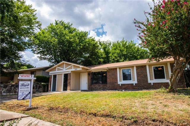1513 Frio Lane, Garland, TX 75040 (MLS #13889895) :: Magnolia Realty