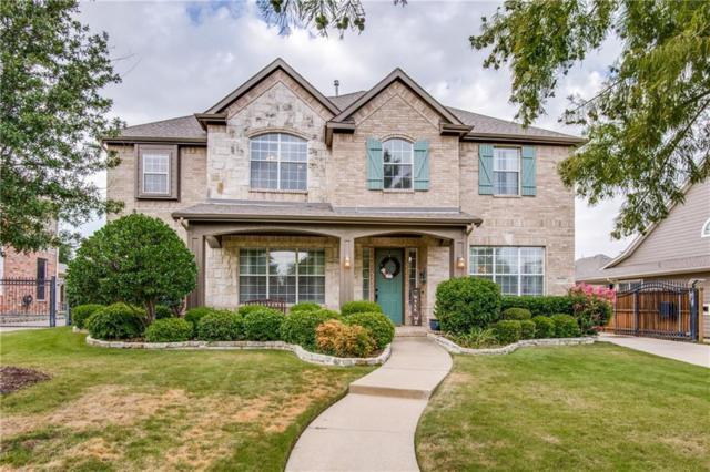 2508 Sir Tristram Lane, Lewisville, TX 75056 (MLS #13889910) :: Real Estate By Design