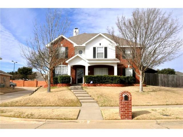 7749 Kendalwood Drive, Frisco, TX 75035 (MLS #13889919) :: RE/MAX Landmark