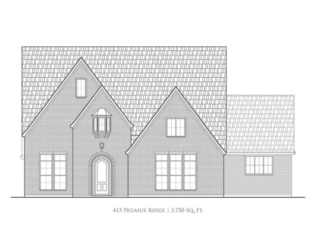 413 Pegasus Ridge, Argyle, TX 76226 (MLS #13889920) :: North Texas Team | RE/MAX Lifestyle Property