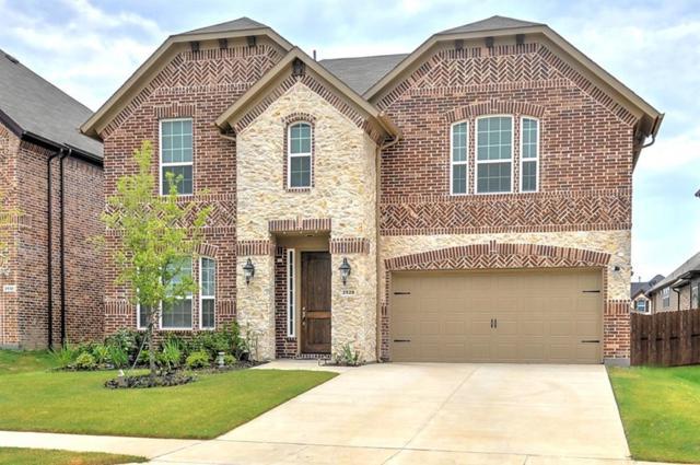 2528 Fountain Gate Drive, Little Elm, TX 75068 (MLS #13890034) :: Magnolia Realty