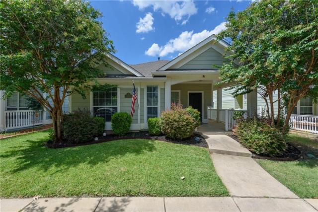 1149 Chattahoochee Drive, Savannah, TX 76227 (MLS #13890059) :: Team Hodnett