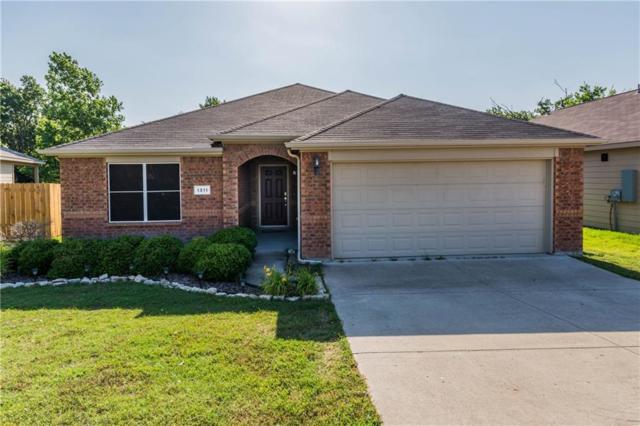 1311 James Street, Howe, TX 75459 (MLS #13890080) :: Team Hodnett
