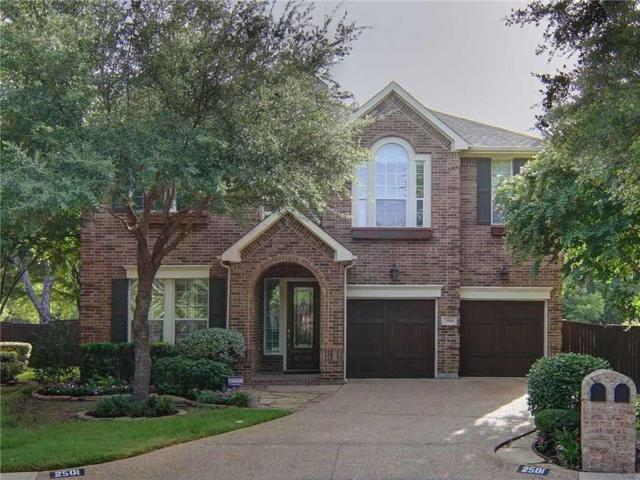 2501 Old Trinity Way, Fort Worth, TX 76116 (MLS #13890113) :: The Real Estate Station