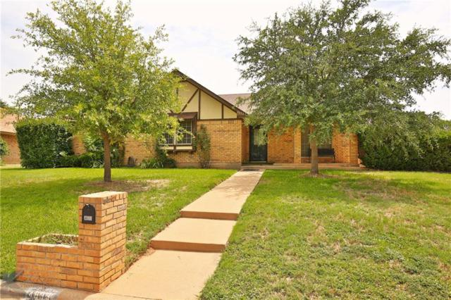 4633 Catclaw Drive, Abilene, TX 79606 (MLS #13890157) :: The Tonya Harbin Team
