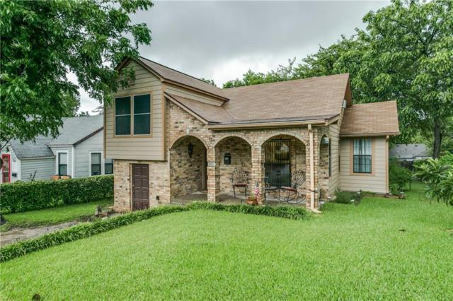 2831 Ivandell Avenue, Dallas, TX 75211 (MLS #13890248) :: The Mitchell Group