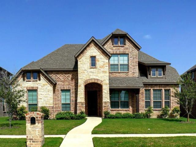 134 Cool Brook Drive, Red Oak, TX 75154 (MLS #13890261) :: Pinnacle Realty Team