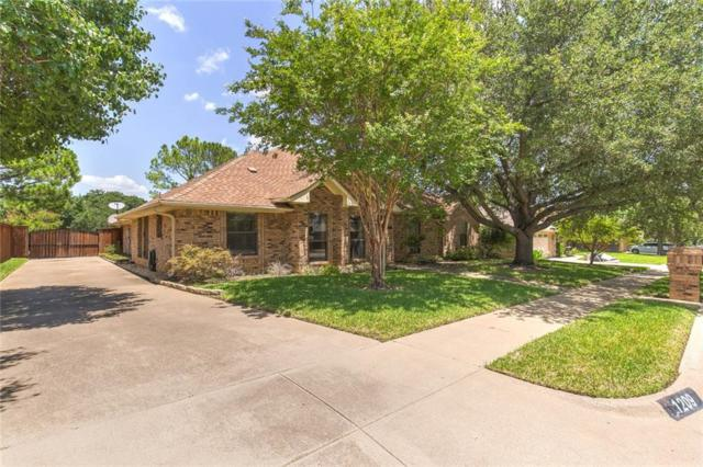 1209 Wedglea Drive, Bedford, TX 76021 (MLS #13890288) :: The Mitchell Group