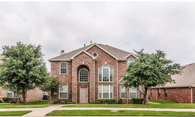 11739 Balch Springs Court, Frisco, TX 75035 (MLS #13890293) :: RE/MAX Town & Country