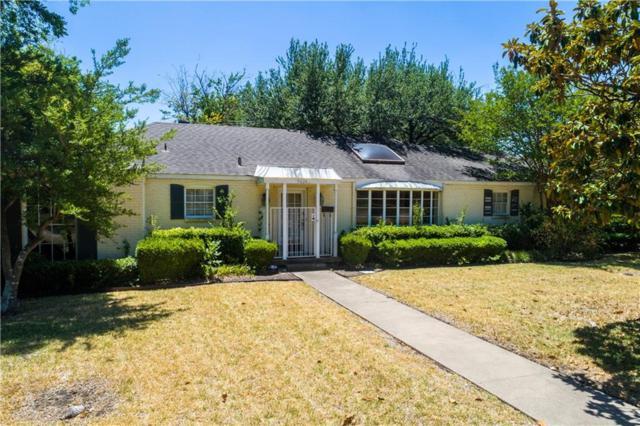 5626 Charlestown Drive, Dallas, TX 75230 (MLS #13890304) :: Robbins Real Estate Group