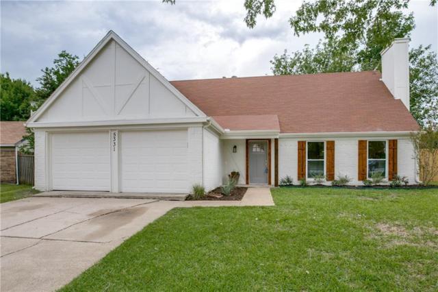 5331 Buckner Drive, Flower Mound, TX 75028 (MLS #13890325) :: Real Estate By Design