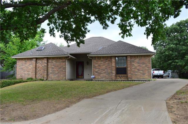 5201 Stagetrail Drive, Arlington, TX 76017 (MLS #13890379) :: RE/MAX Pinnacle Group REALTORS
