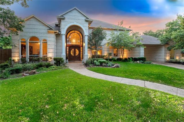 1008 Trowbridge Court, Keller, TX 76248 (MLS #13890431) :: Team Hodnett