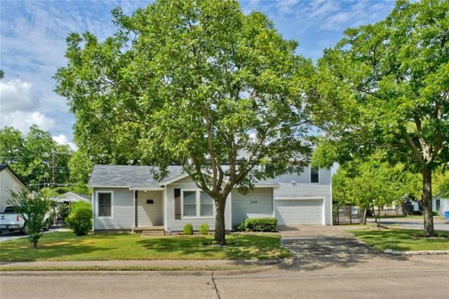 1405 Easton Road, Dallas, TX 75218 (MLS #13890451) :: Team Hodnett