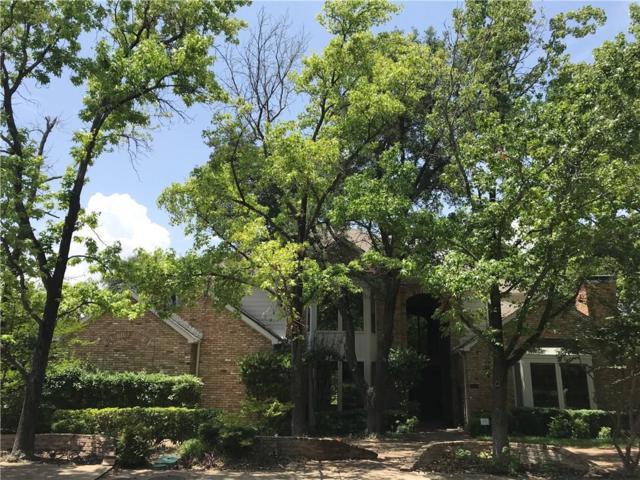 6435 Riverview Lane, Dallas, TX 75248 (MLS #13890498) :: Coldwell Banker Residential Brokerage