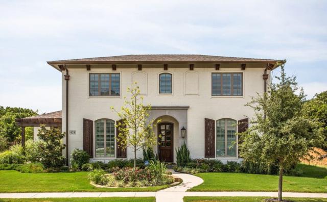 424 Boonesville Bend, Argyle, TX 76226 (MLS #13890500) :: The Real Estate Station
