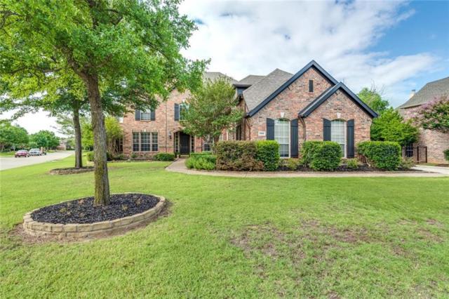 1341 Montgomery Lane, Southlake, TX 76092 (MLS #13890560) :: Coldwell Banker Residential Brokerage